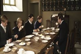 Downton Abbey staff